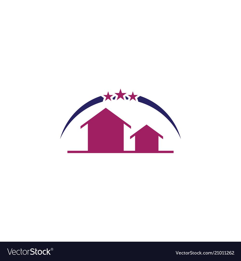 Home star business logo