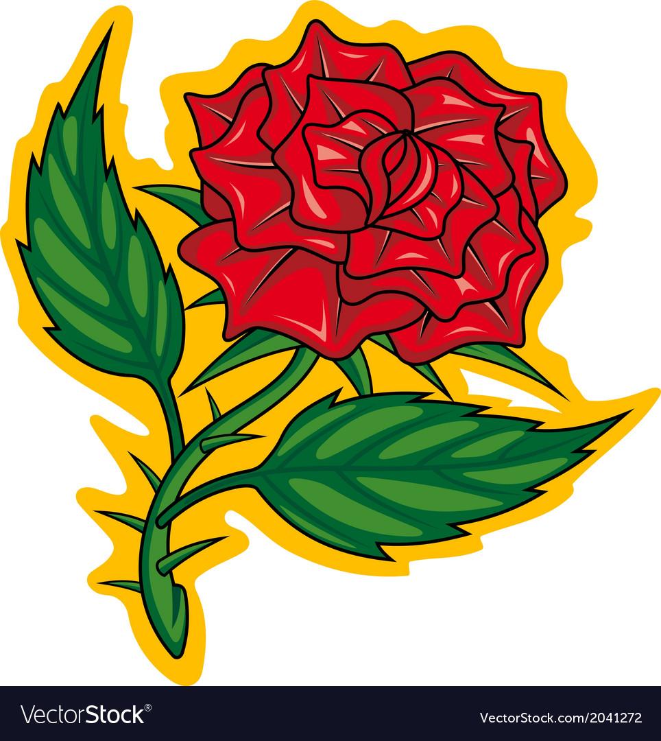 Danger rose