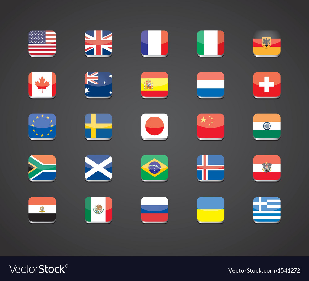 Flags apps set