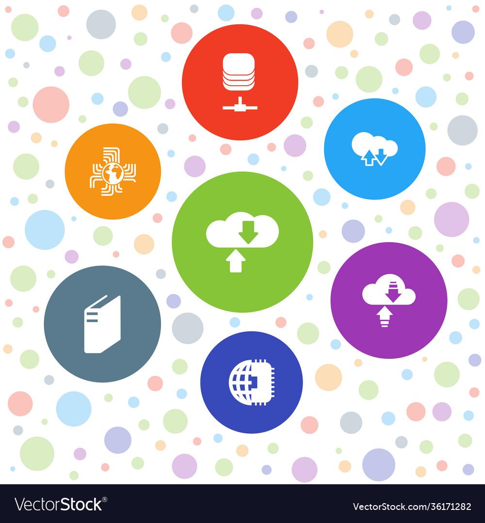 7 server icons
