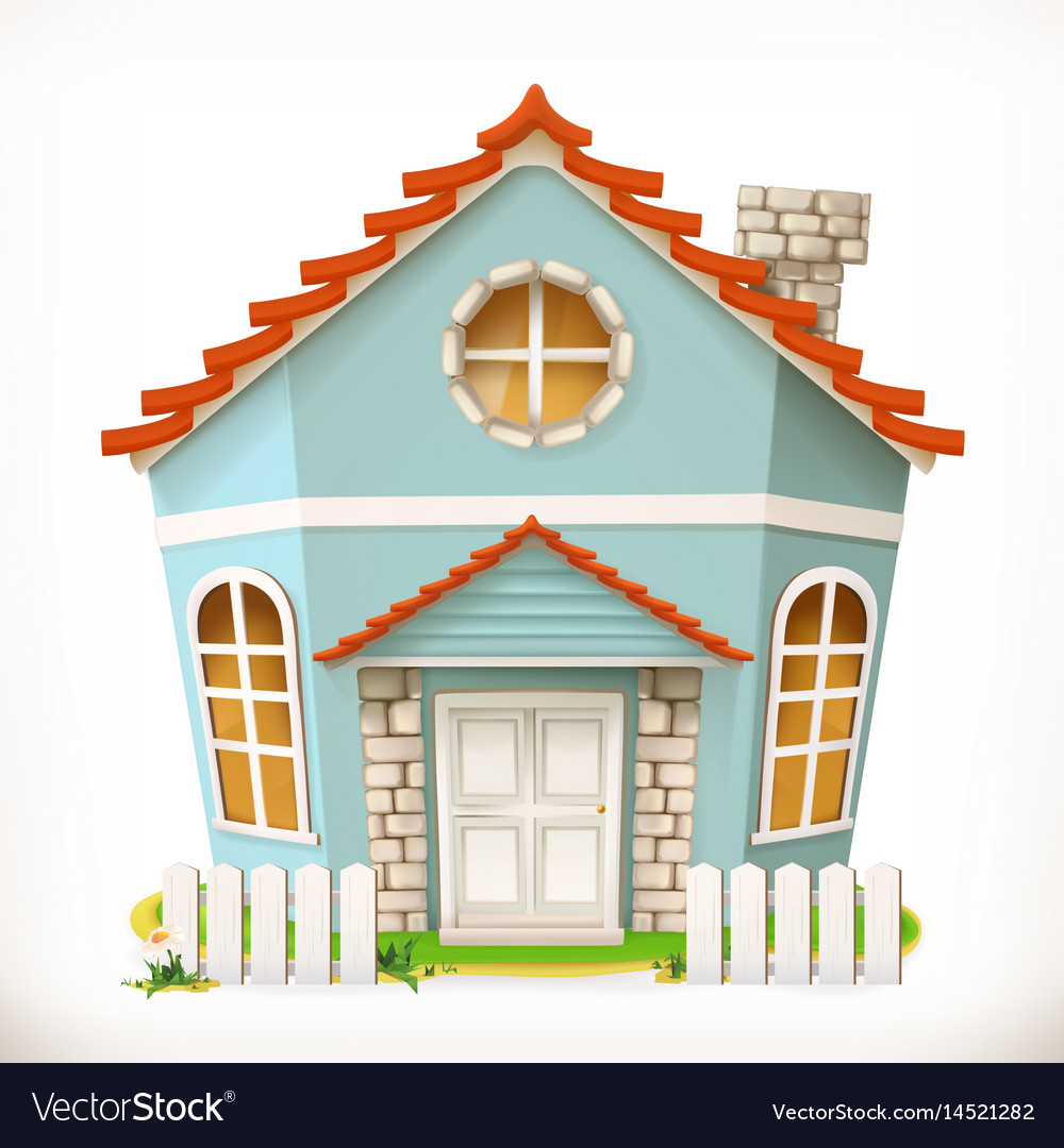 House home 3d icon