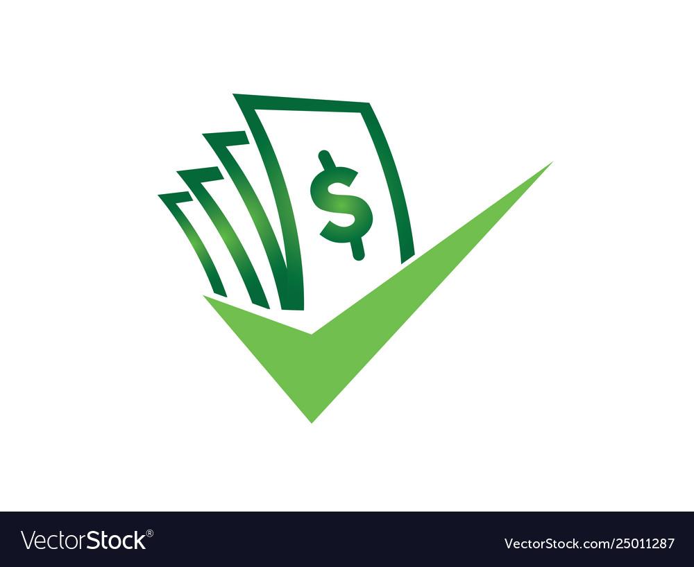 Logo Design Good Deal Vector Image