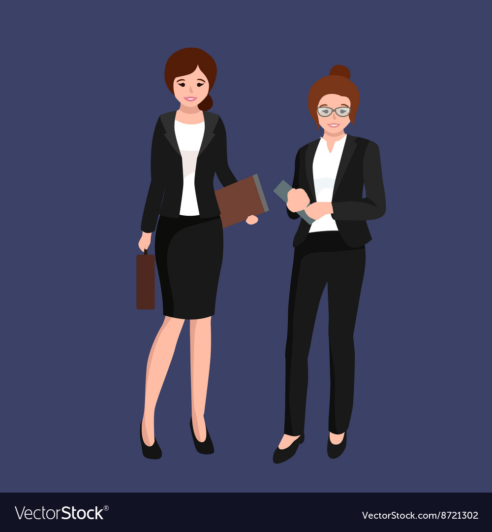 People different profession set vector image