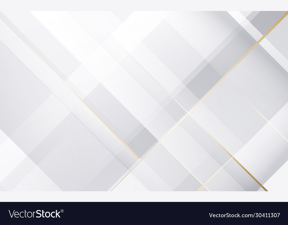 Abstract white and grey geometric background