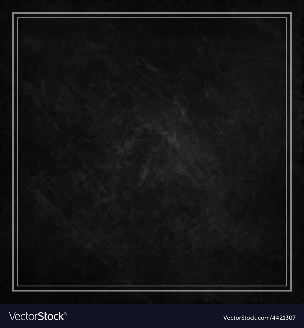 Black Grunge Texture vector image