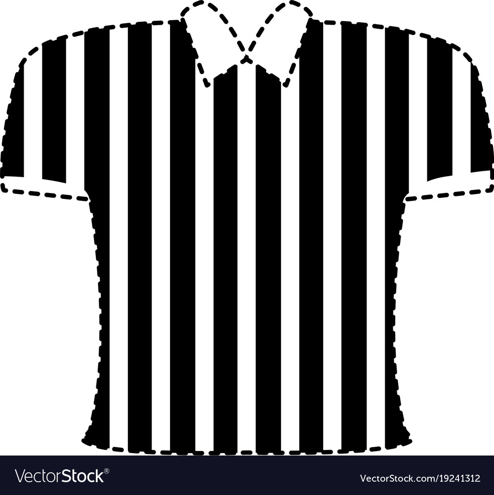 Referee shirt design