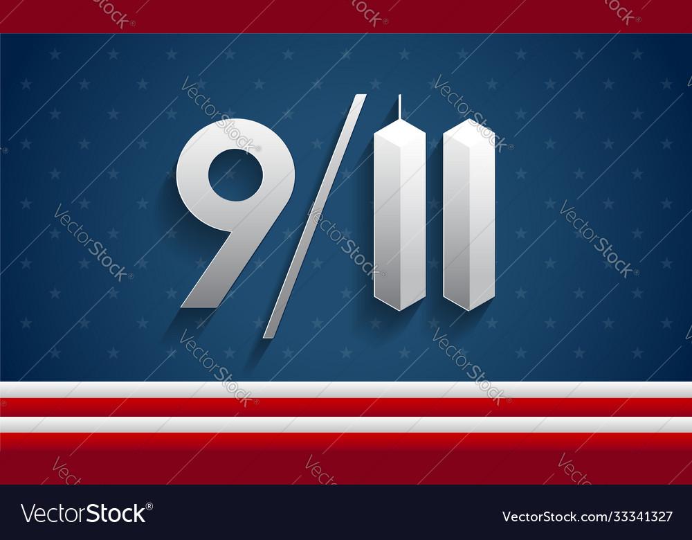 911 patriot day usa memorial background