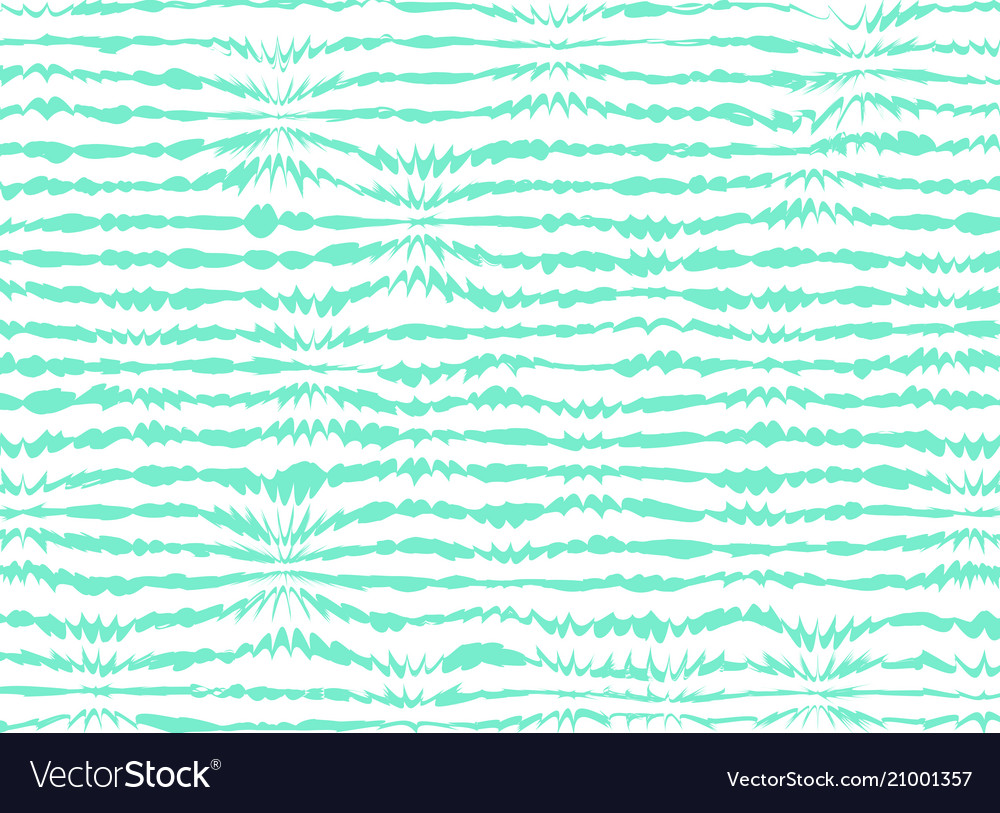 Soft lines of blue green line abstraction pattern