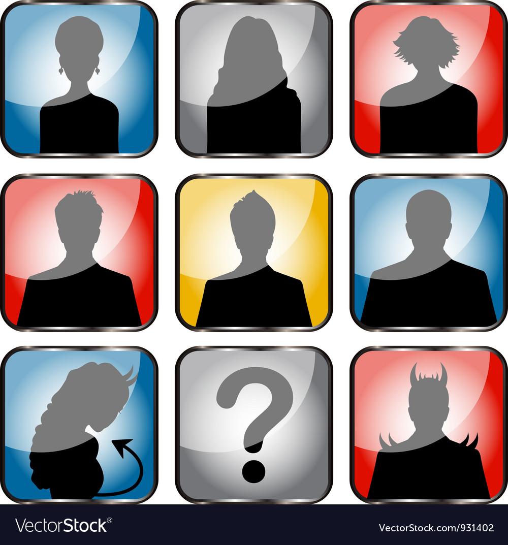 People avatars small