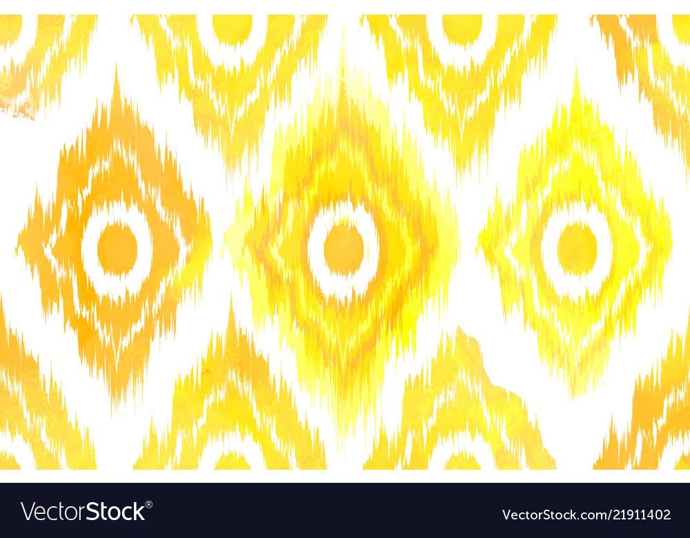 Seamless pattern tribal art