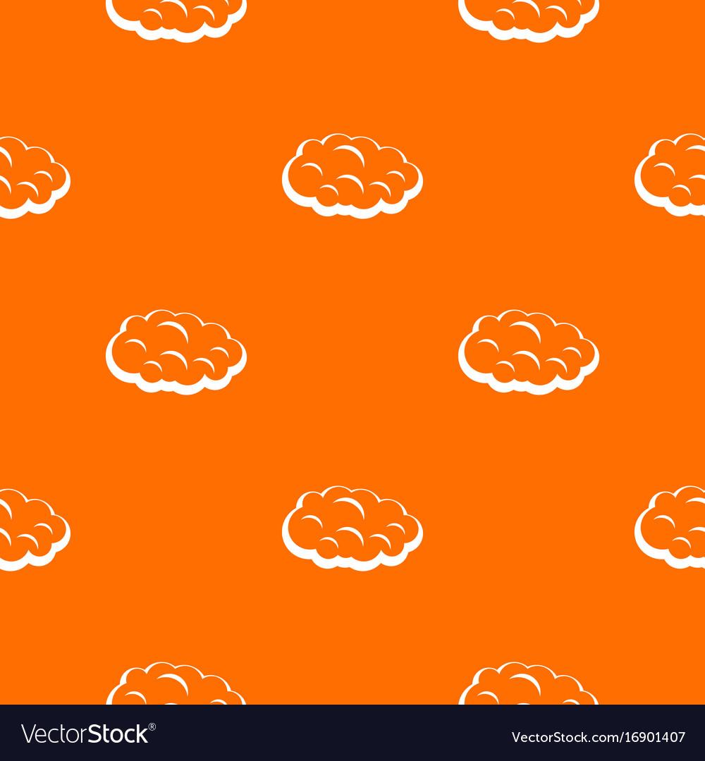 Cloud pattern seamless