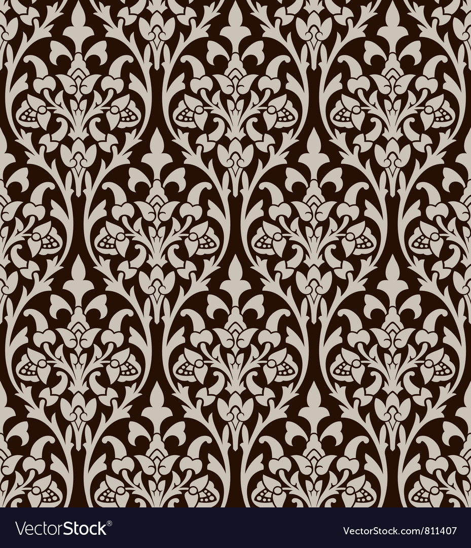 Victorian style pattern