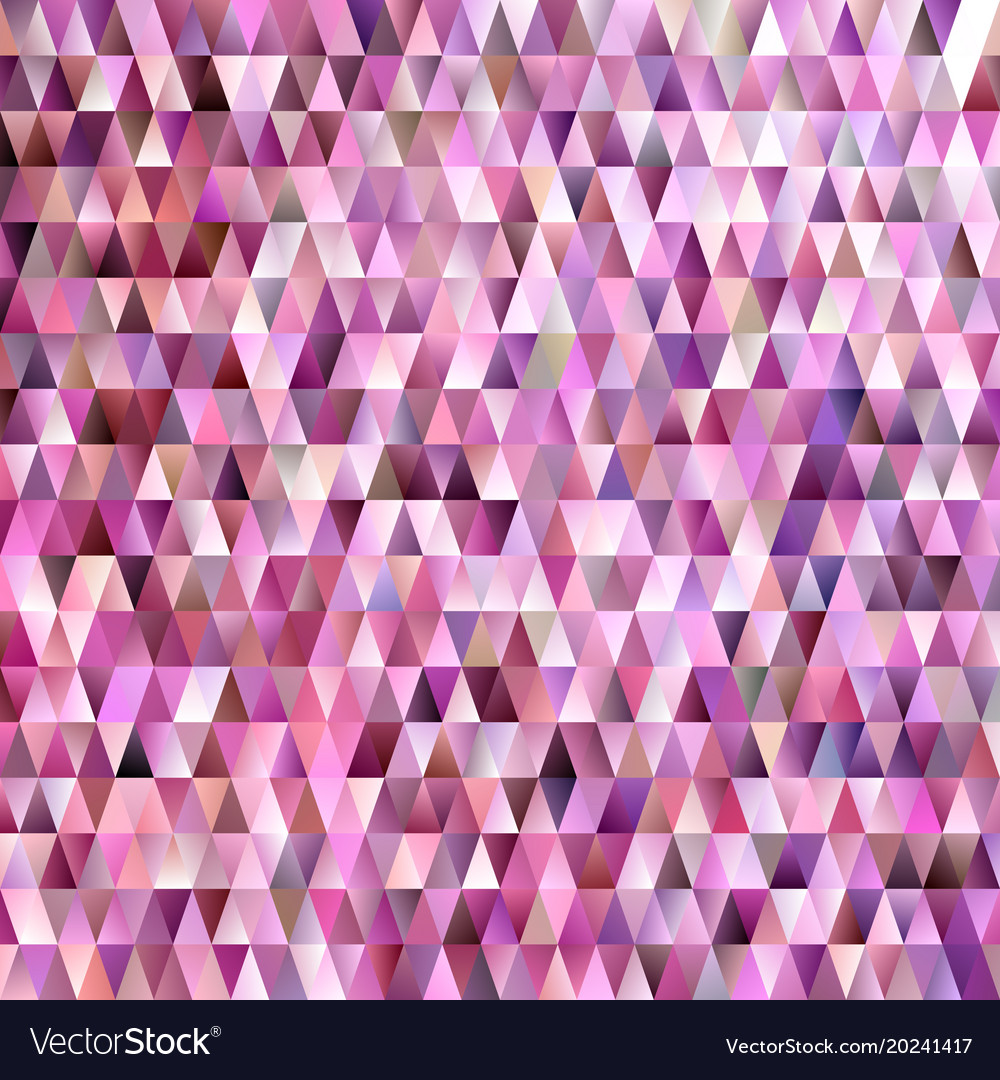 Abstract gradient geometrical triangle pattern