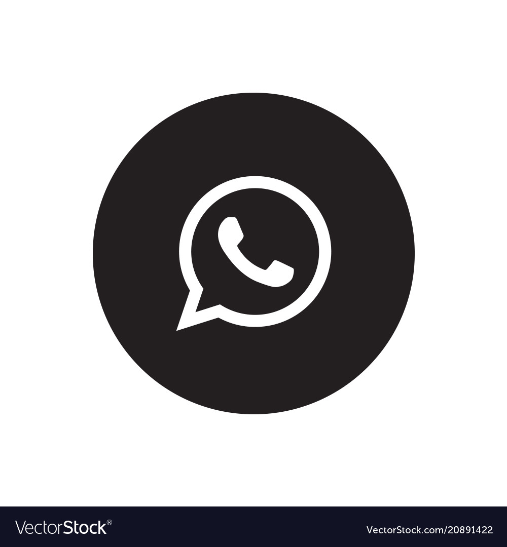 Whatsapp icon vector image