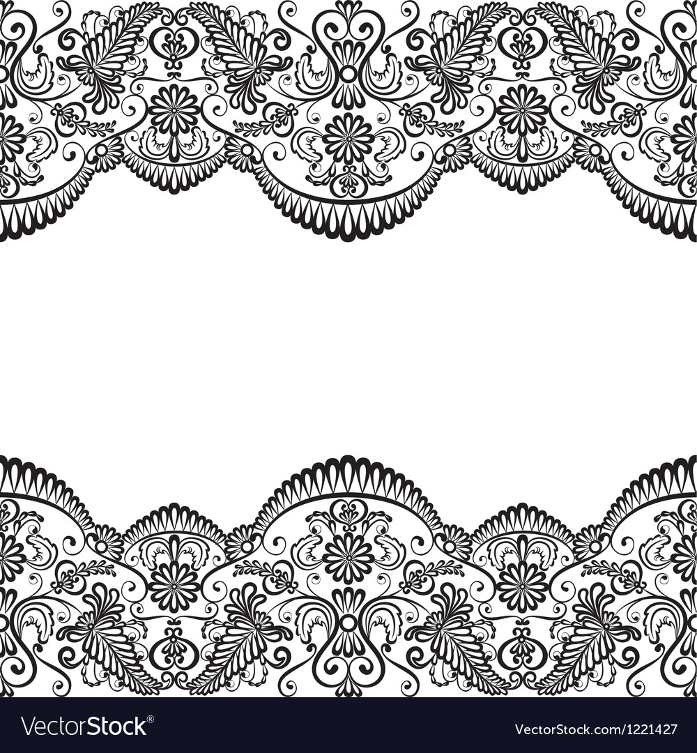 card with lace royalty free vector image vectorstock rh vectorstock com lace vector file lace vector background