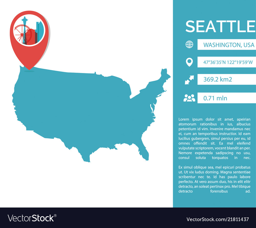 Seattle map infographic vector image on seattle flag map, seattle aerial map, seattle hotel map, seattle map google, seattle taiwan map, seattle on the map, seattle pride parade map, seattle central college campus map, seattle canada map, seattle location on map, seattle road map, seattle earthquake fault line map, university district seattle map, seattle street map, seattle location in usa, seattle world map, seattle washington, seattle region map, seattle tx map, seattle va map,