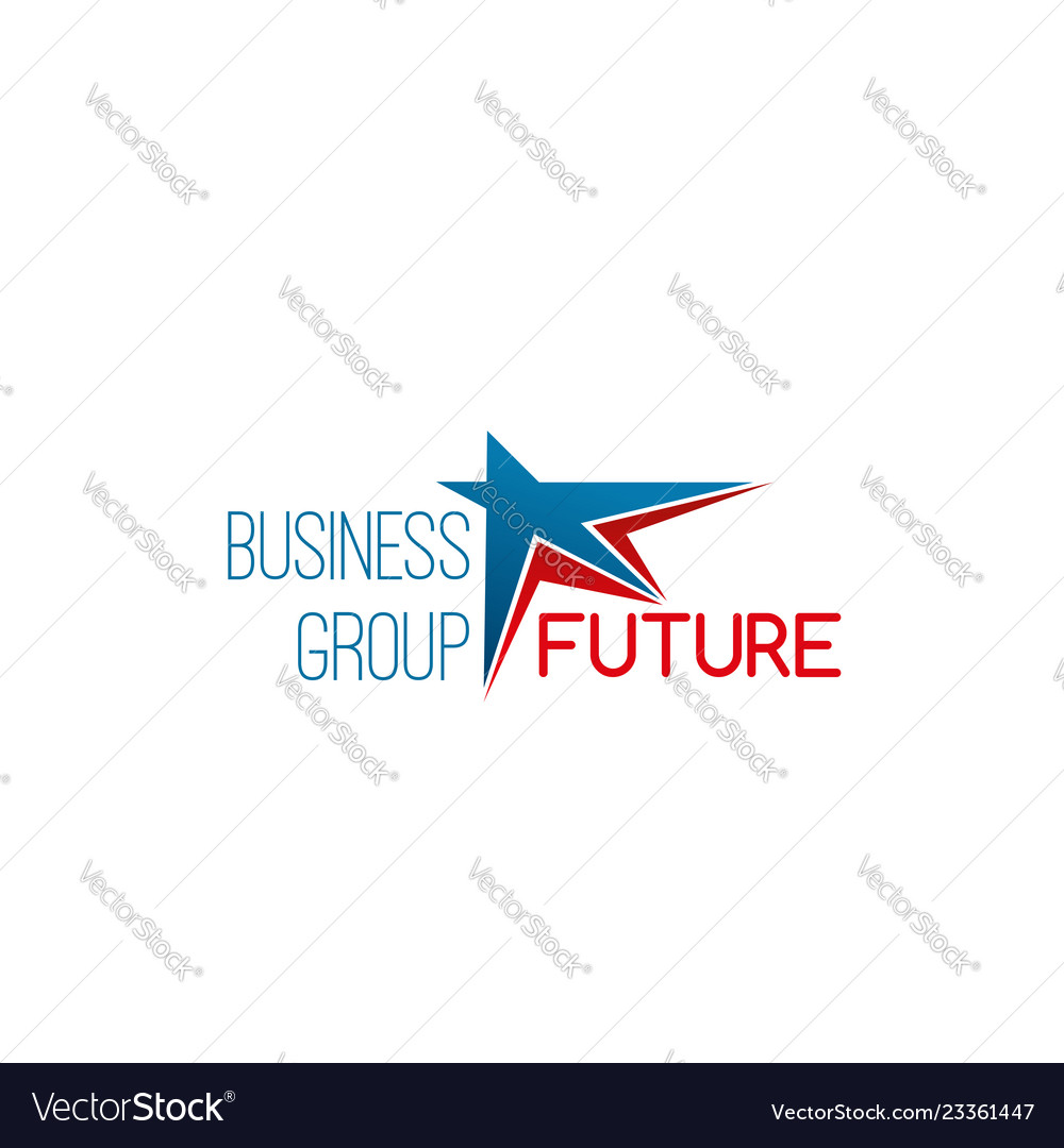 Icon for business group