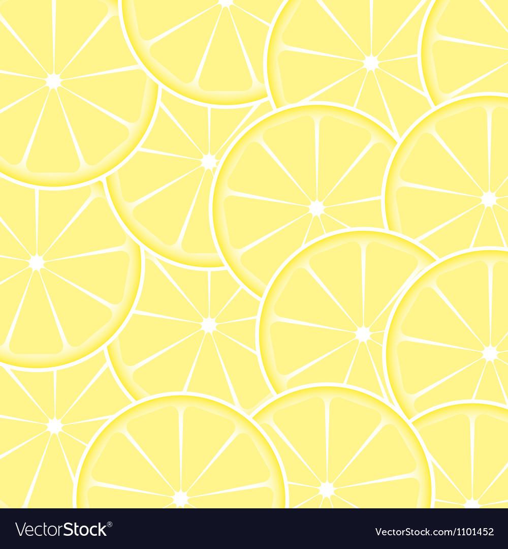 Lemon fruit abstract background