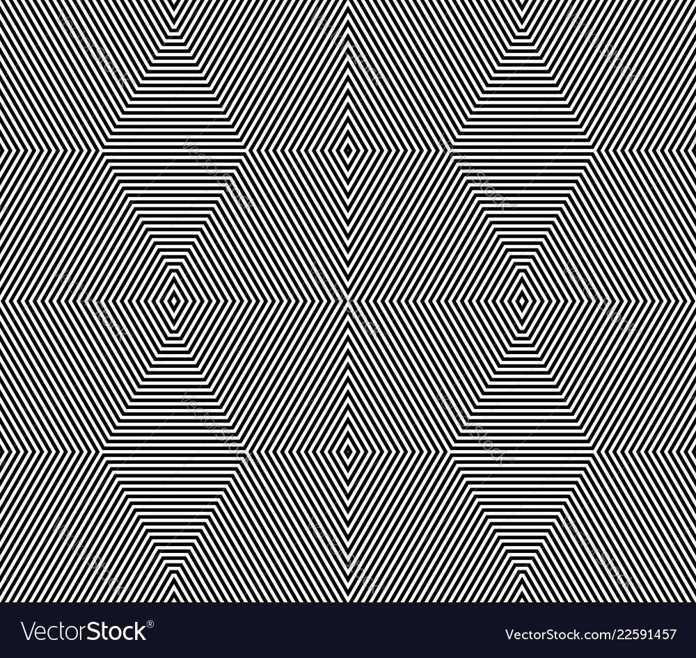 Symmetric grid mesh pattern seamlessly repeatable