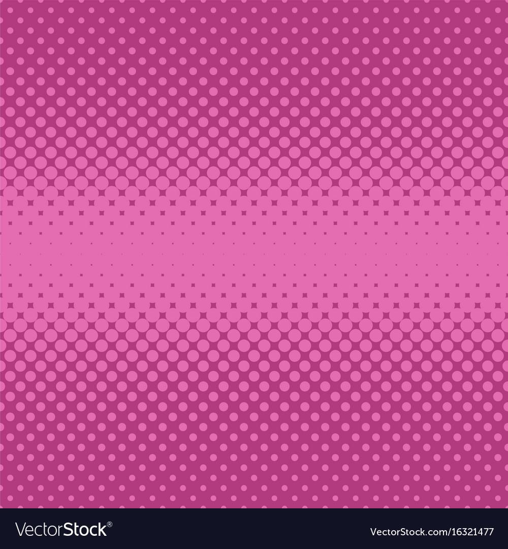 Geometric halftone dot pattern background