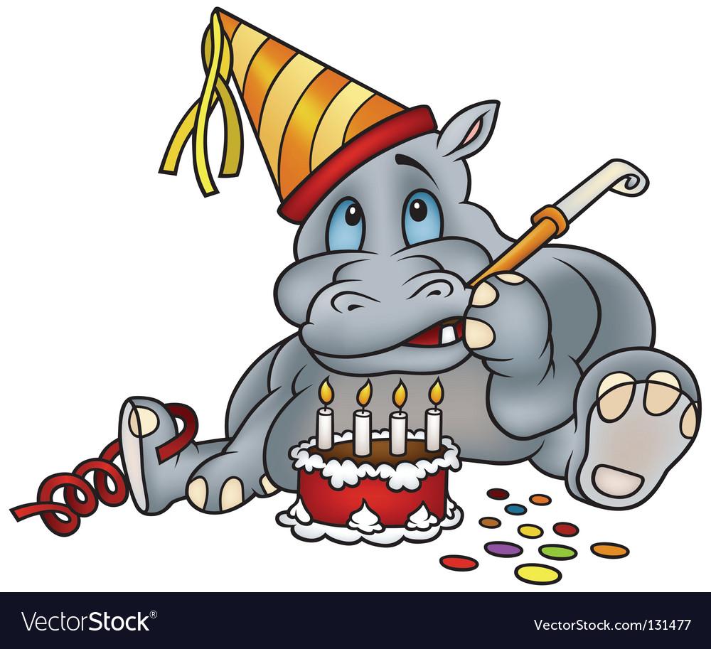Открытки с бегемотами с днем рождения мужчине, картинки про психически