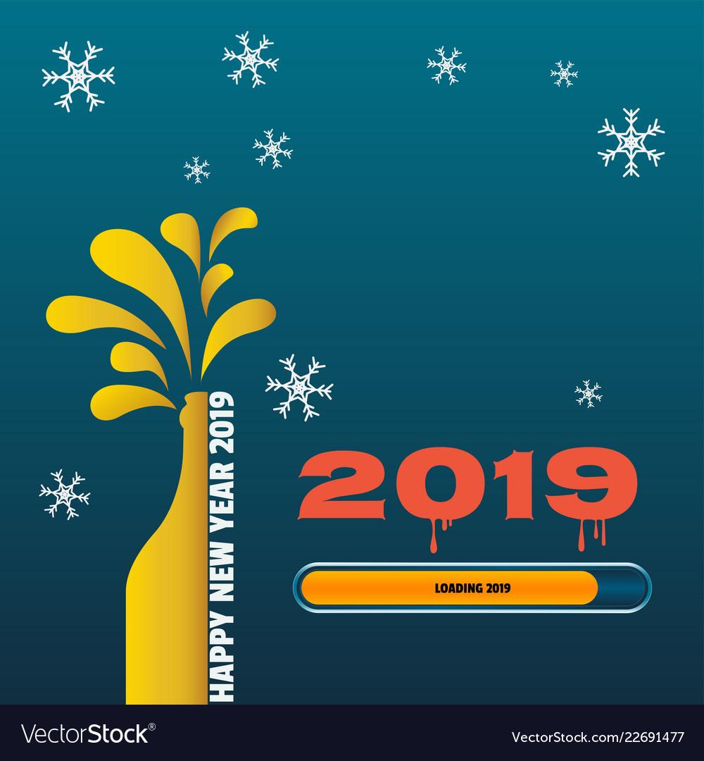 Loading happy new year 2019