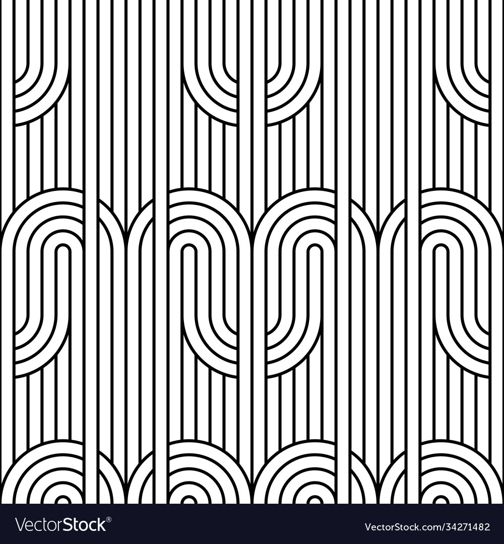 Abstract stripped geometric background