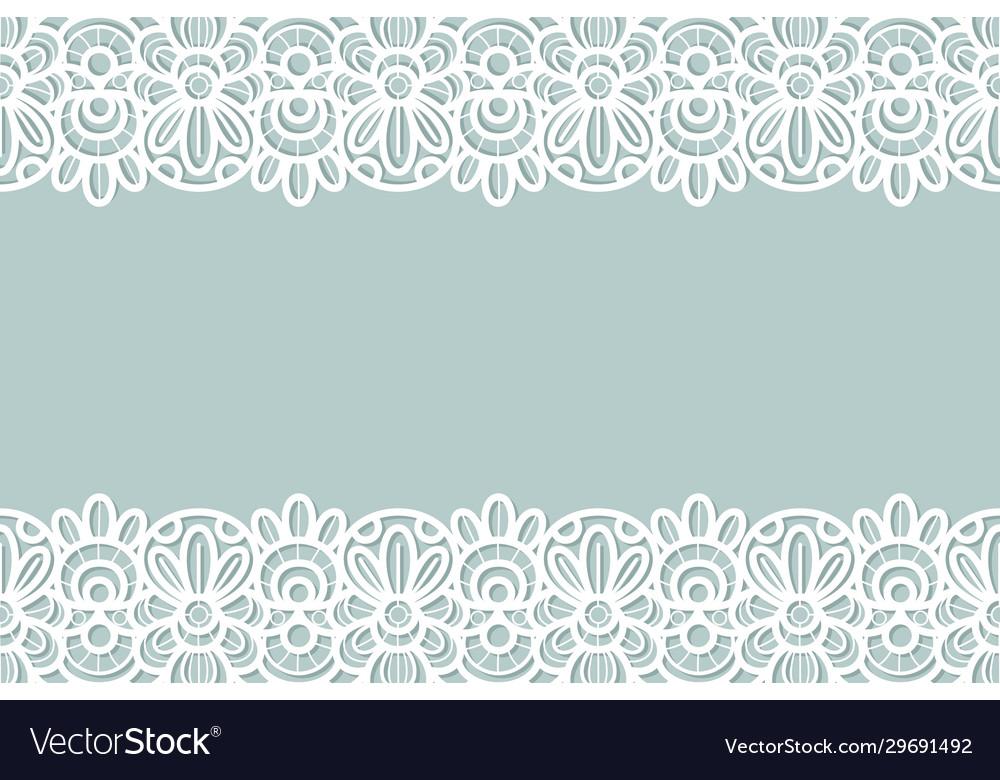 Lace background vintage ornament floral