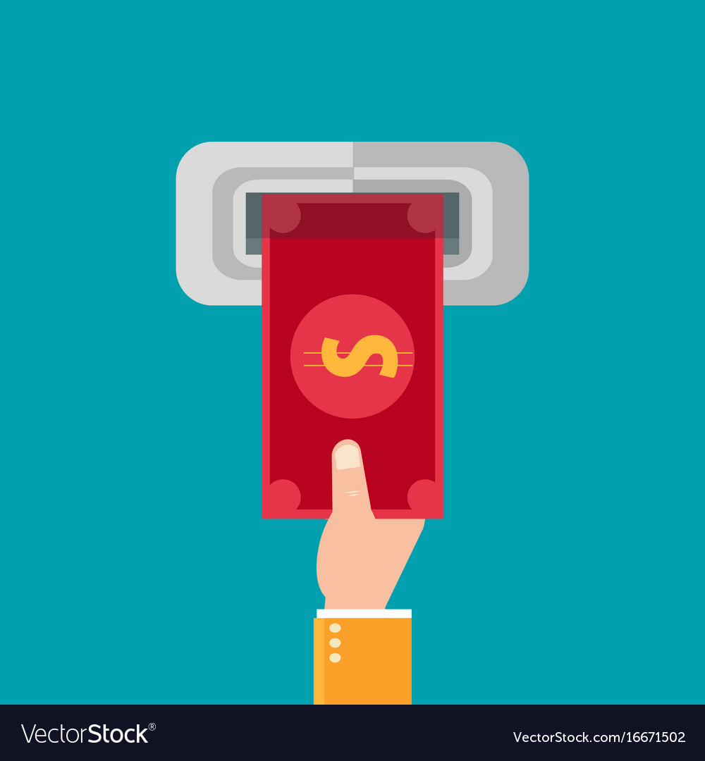Payment banking finance money vector image