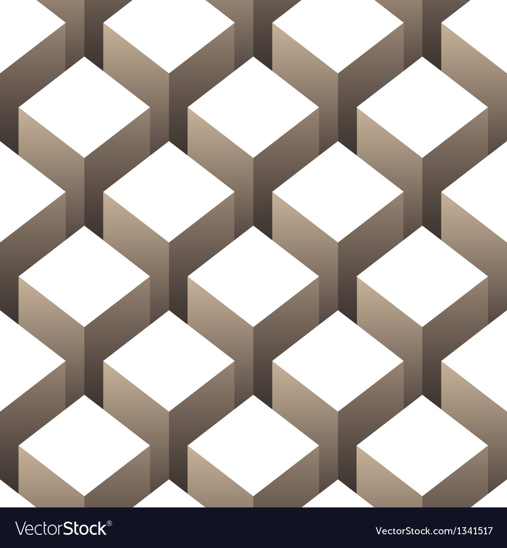 Boxes seamless pattern