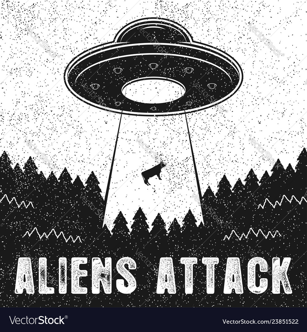 Aliens attack vector