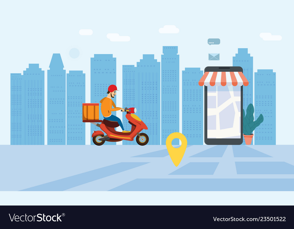 Online Delivery Service Tracking Online Tracker