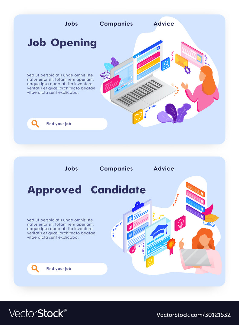 resume no job opening