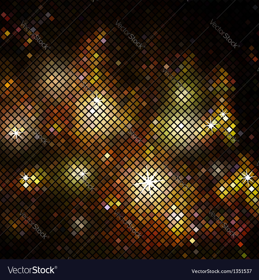 Abstract mozaic background
