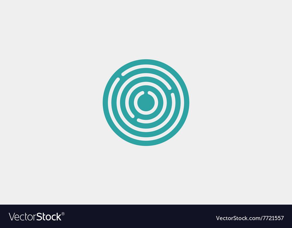 target logo round logo planet logo circle logo vector image rh vectorstock com target free vector download target logo vector free download
