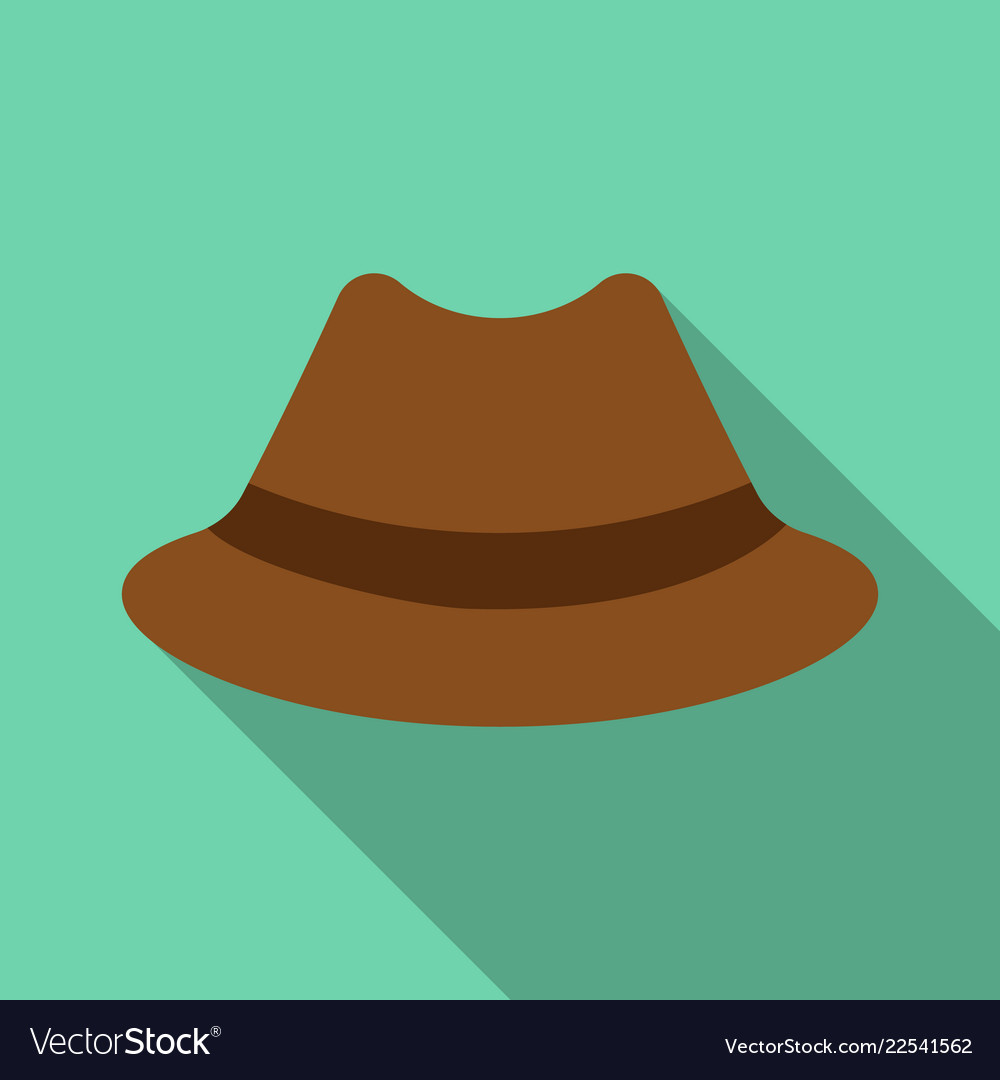 Isolated object of headgear and cap logo set of