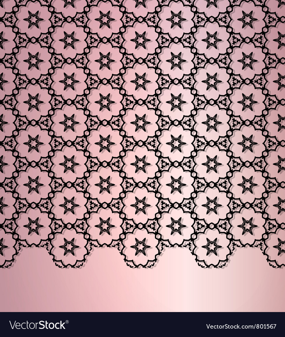 Abstract lace background
