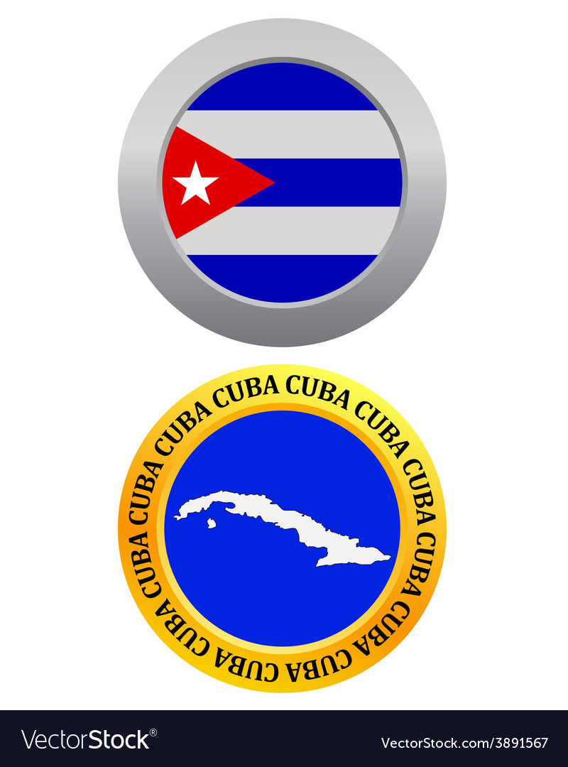Button as a symbol CUBA