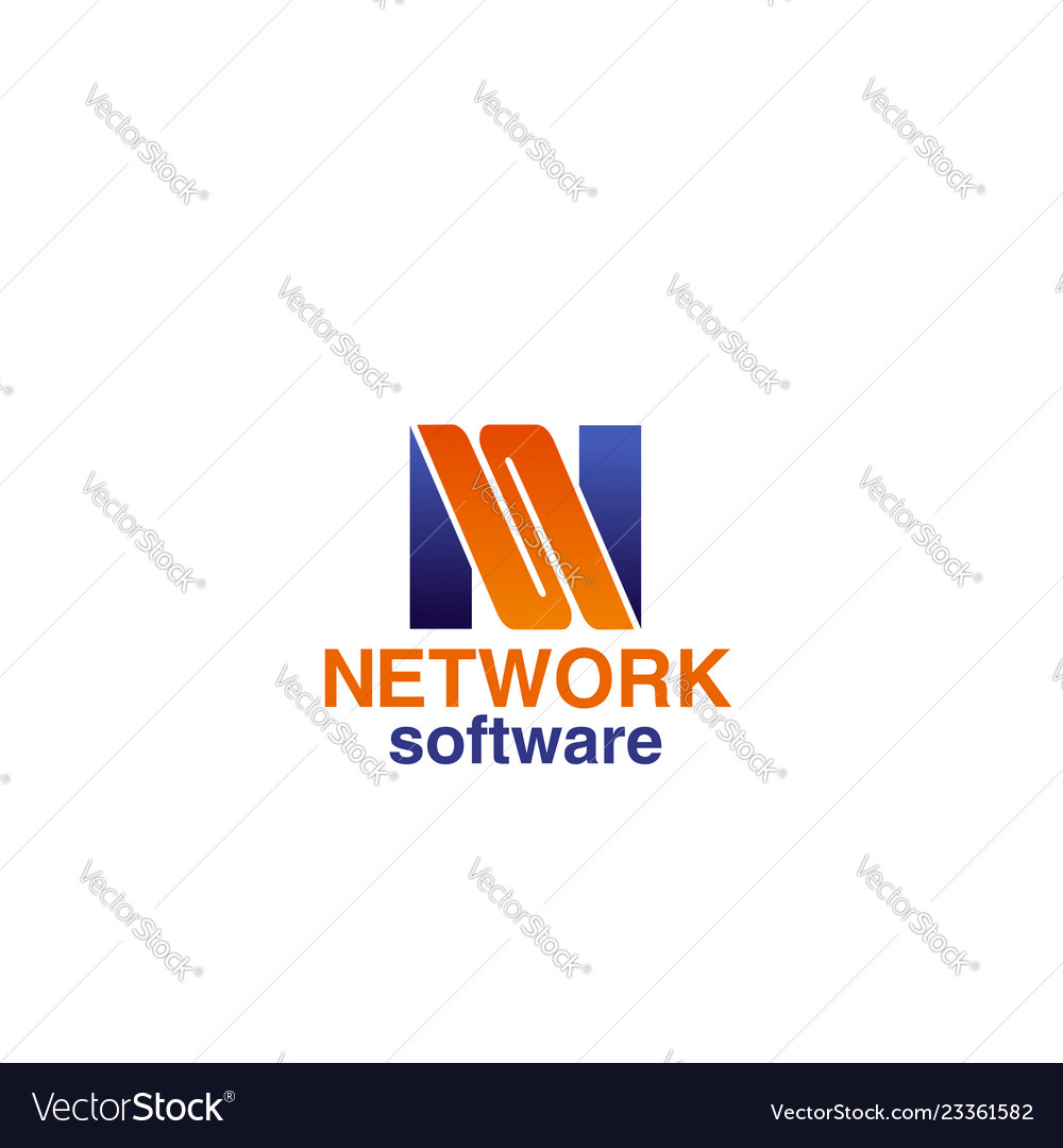 Network software icon
