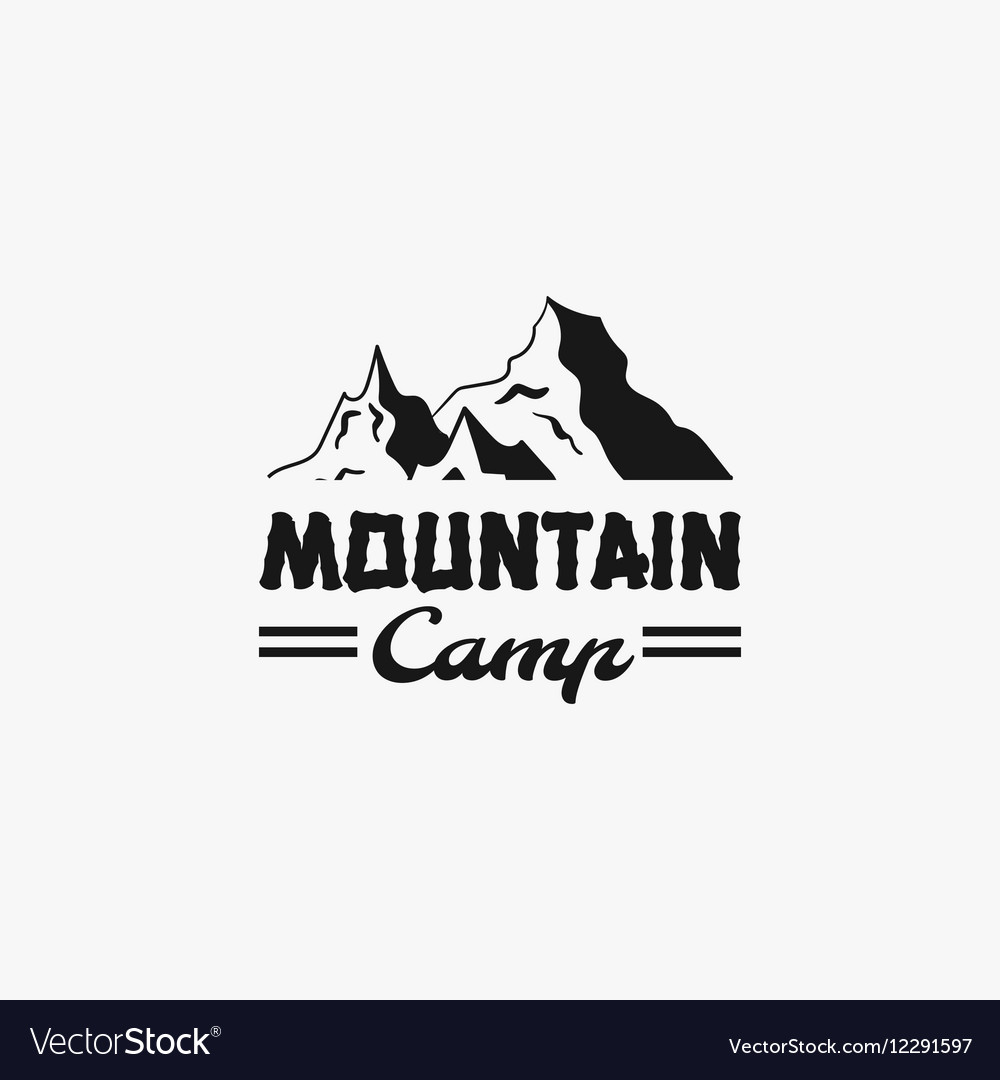 Mountain Camp Badge