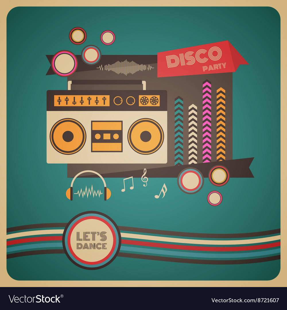 271boombox disco party