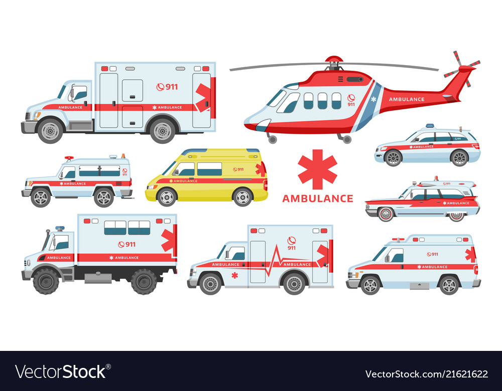 Ambulance car emergency ambulance-service