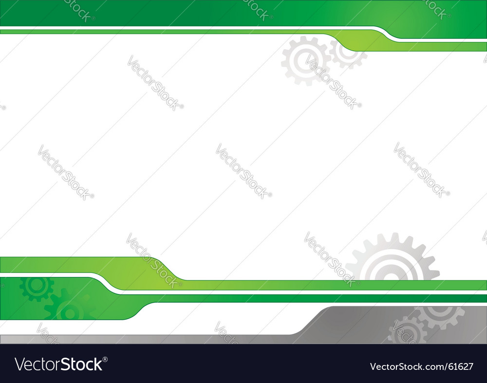 Abstract industrial vector image