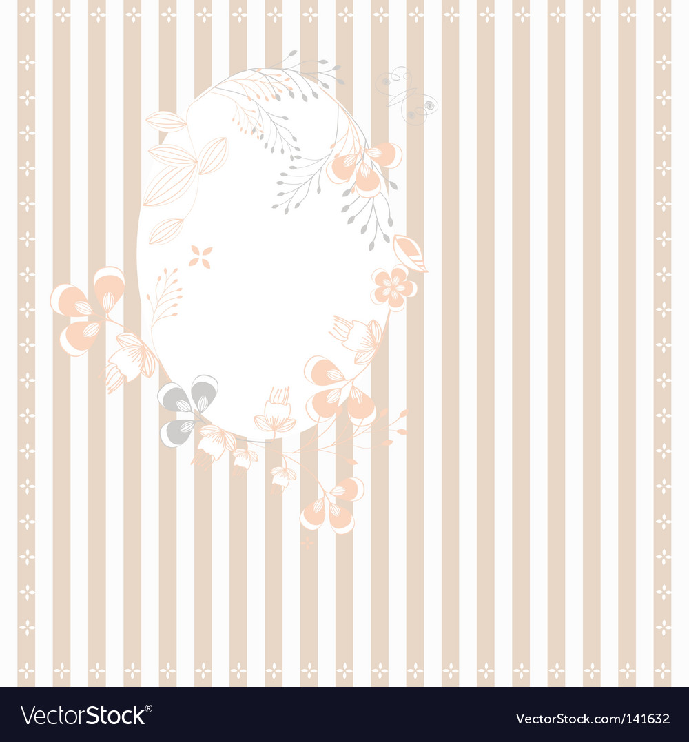 Stripped background vector image