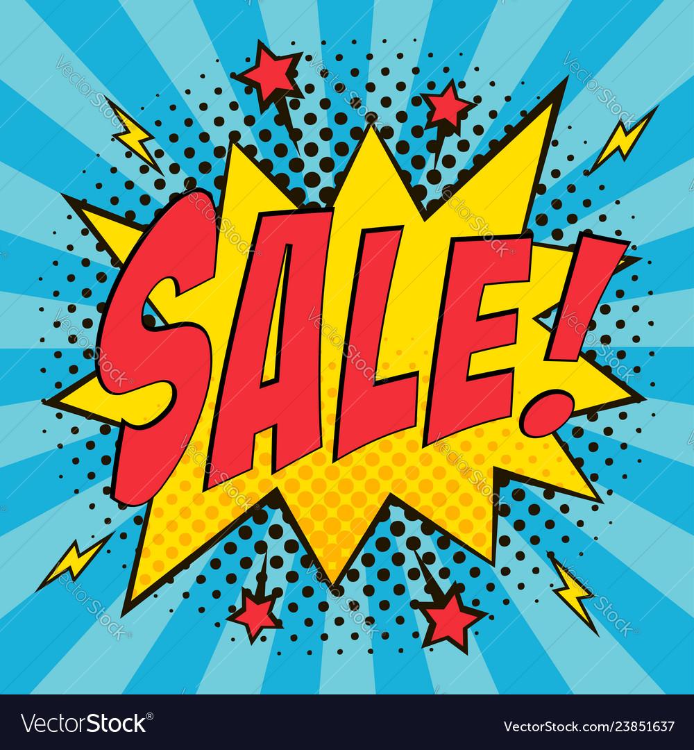 Comic speech bubbles sale