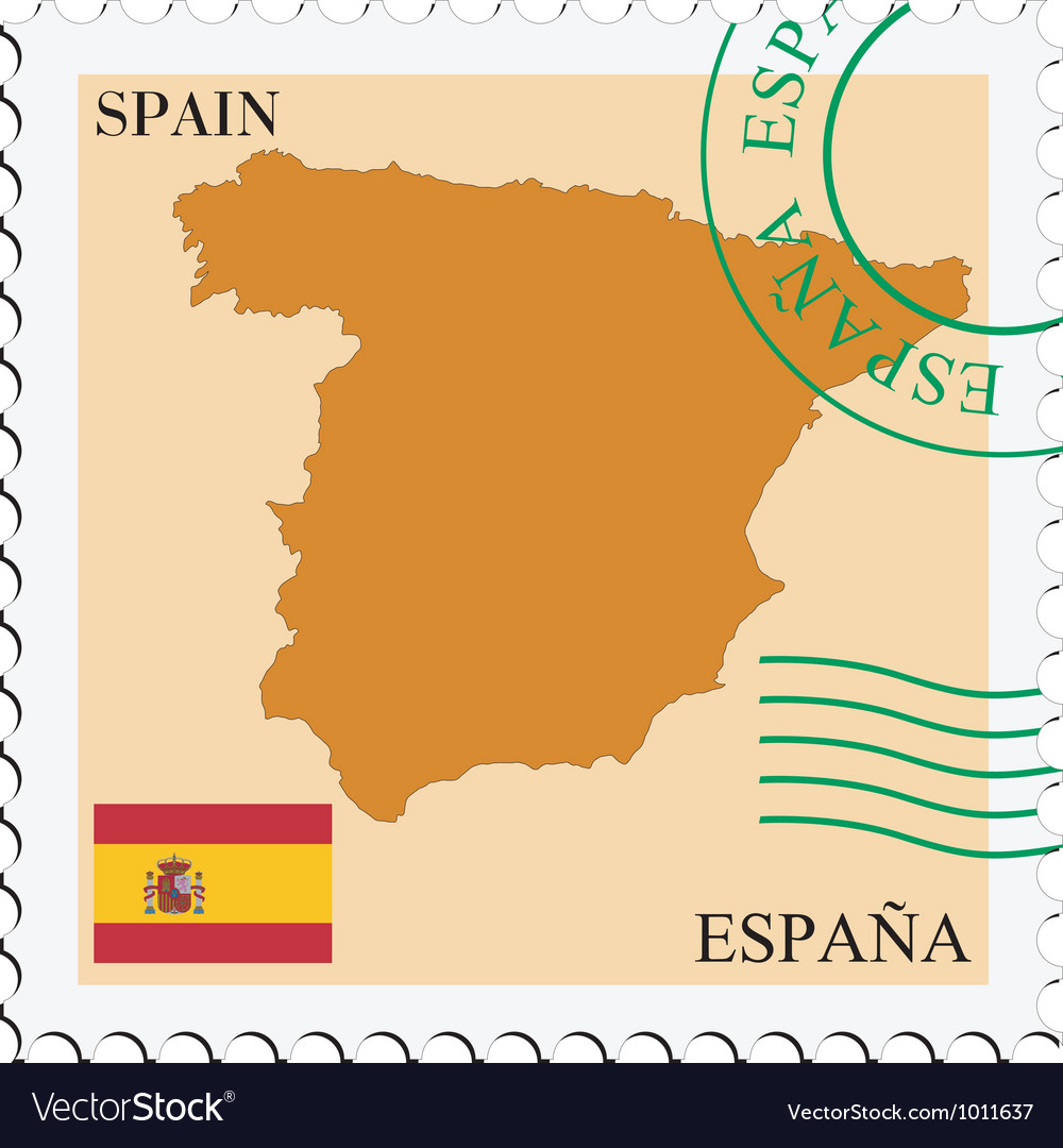 Mail to from spain royalty free vector image vectorstock mail to from spain vector image gumiabroncs Gallery