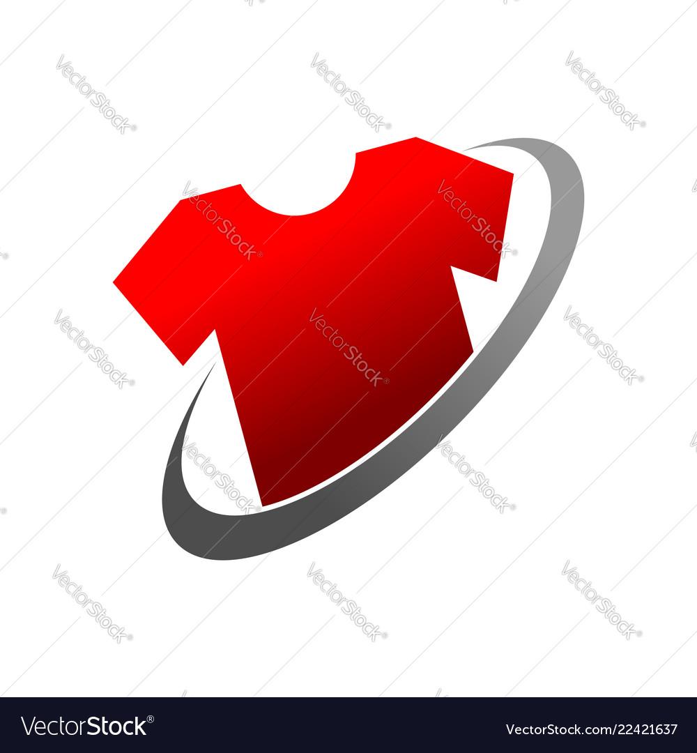T-shirt network planet symbol design