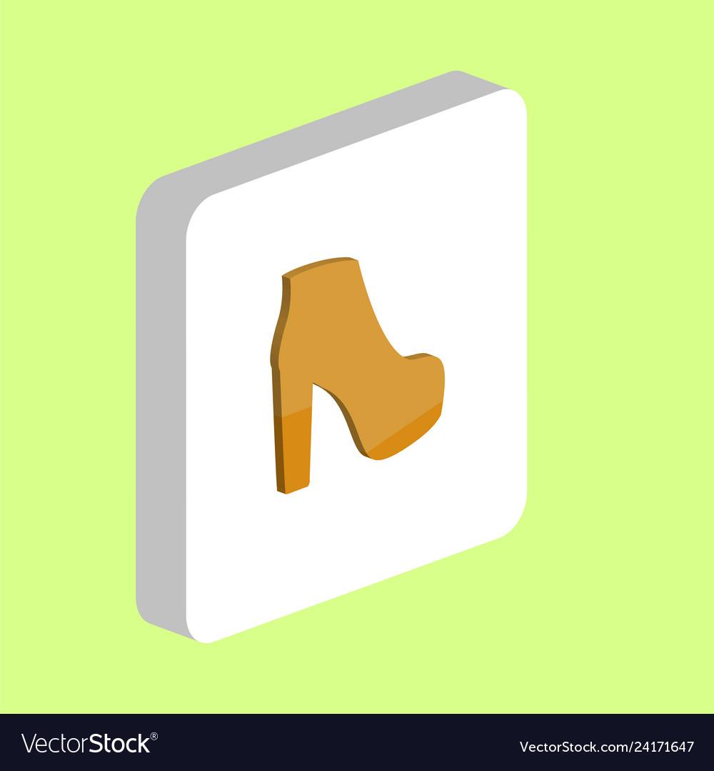 Boot computer symbol