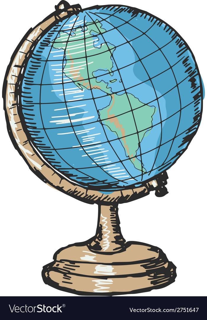 картинки как рисовать глобус лофтовых