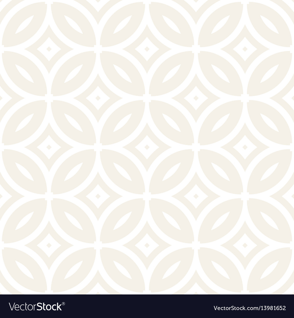 Seamless subtle geometric lines pattern